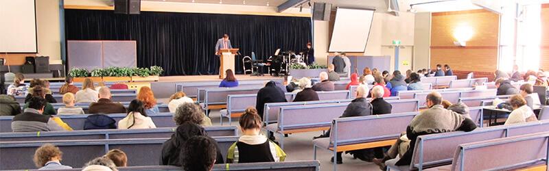 Westminster Presbyterian Church - Belconnen