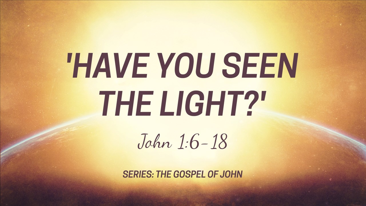 Have you seen the Light?
